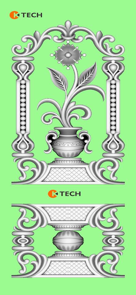 K-TECH CNC Mixing Doors Design 32