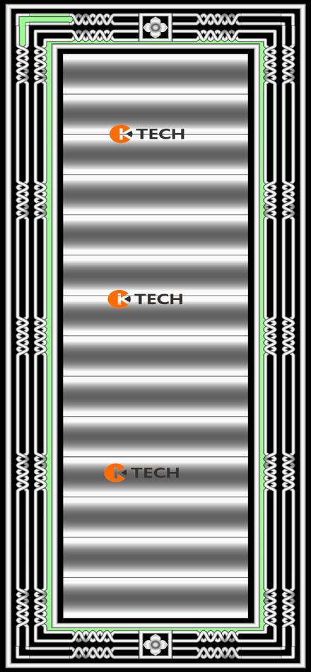 K-TECH CNC Mixing Doors Design 40