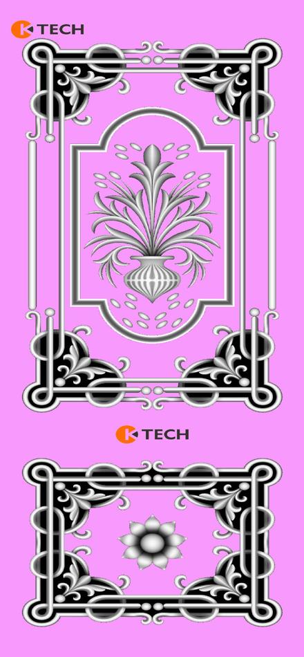 K-TECH CNC Mixing Doors Design 42
