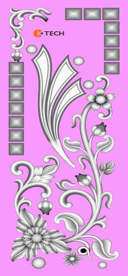 K-TECH CNC Mixing Doors Design 43