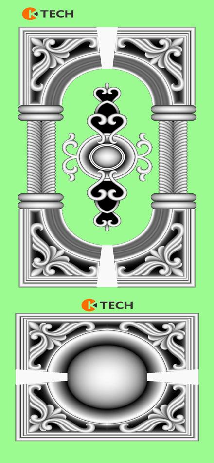 K-TECH CNC Mixing Doors Design 45