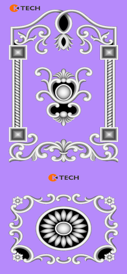 K-TECH CNC Mixing Doors Design 48