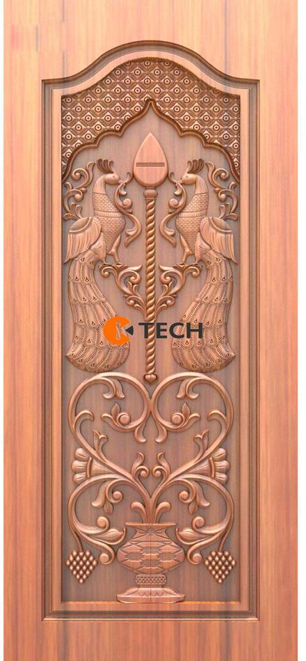 K-TECH CNC Doors Design 138