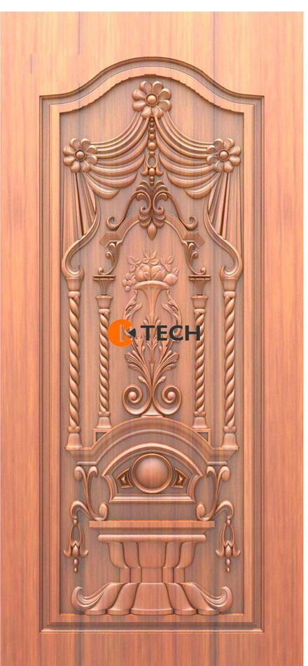 K-TECH CNC Doors Design 142