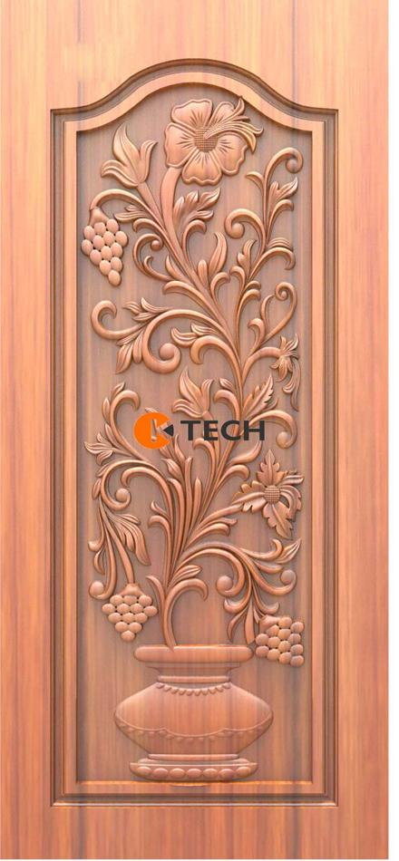 K-TECH CNC Doors Design 144