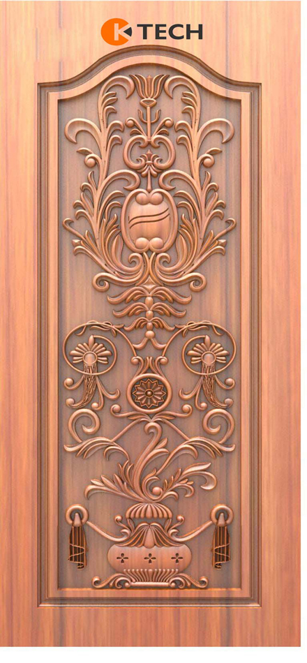 K-TECH CNC Doors Design 145