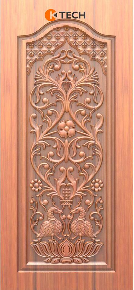 K-TECH CNC Doors Design 146