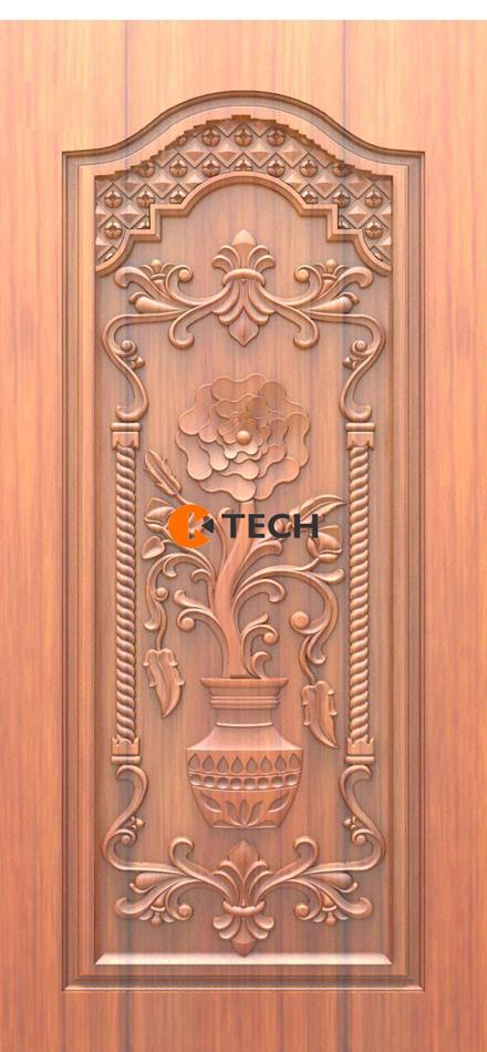 K-TECH CNC Doors Design 150