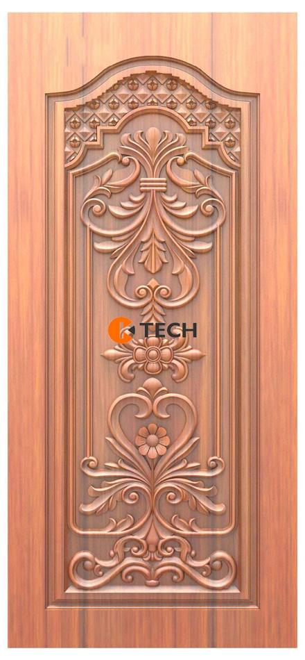 K-TECH CNC Doors Design 152