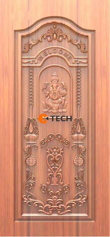 K-TECH CNC Doors Design 154