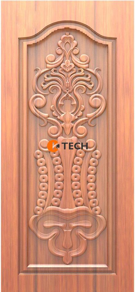 K-TECH CNC Doors Design 155