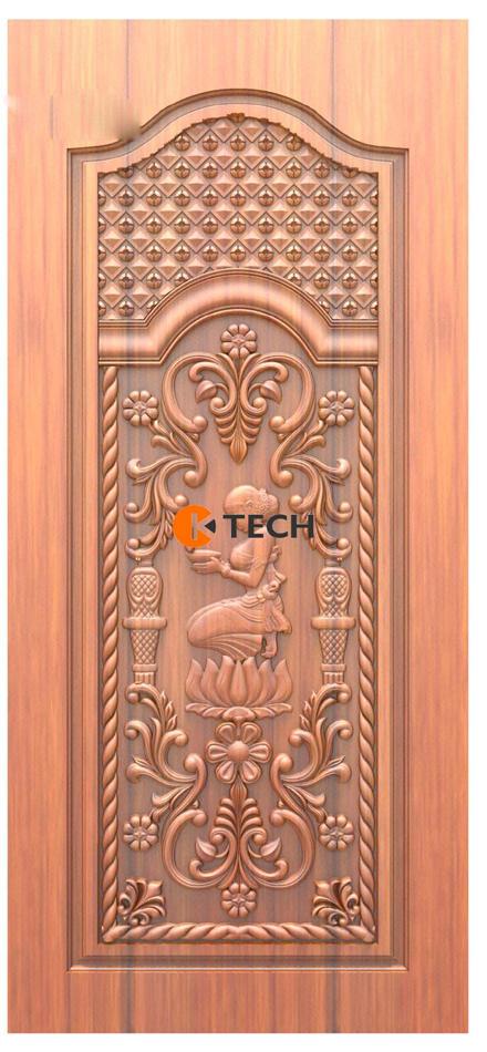 K-TECH CNC Doors Design 156