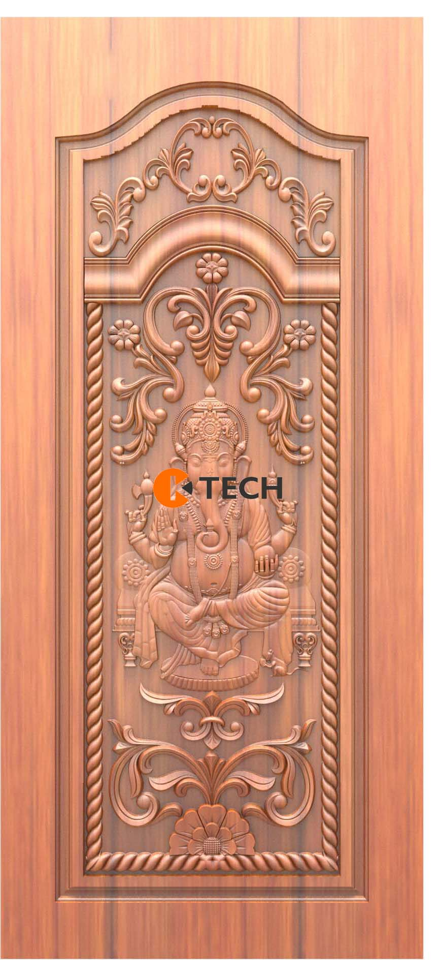 K-TECH CNC Doors Design 157