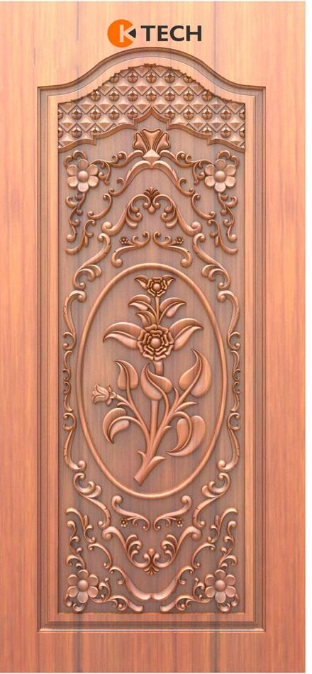K-TECH CNC Doors Design 158