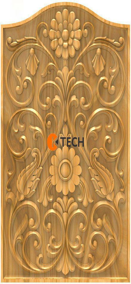 K-TECH CNC Doors Design 159