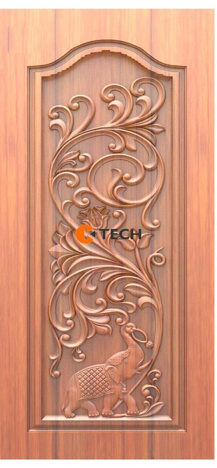 K-TECH CNC Doors Design 160