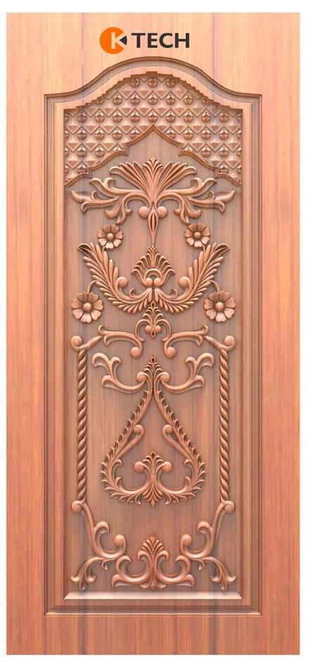 K-TECH CNC Doors Design 161