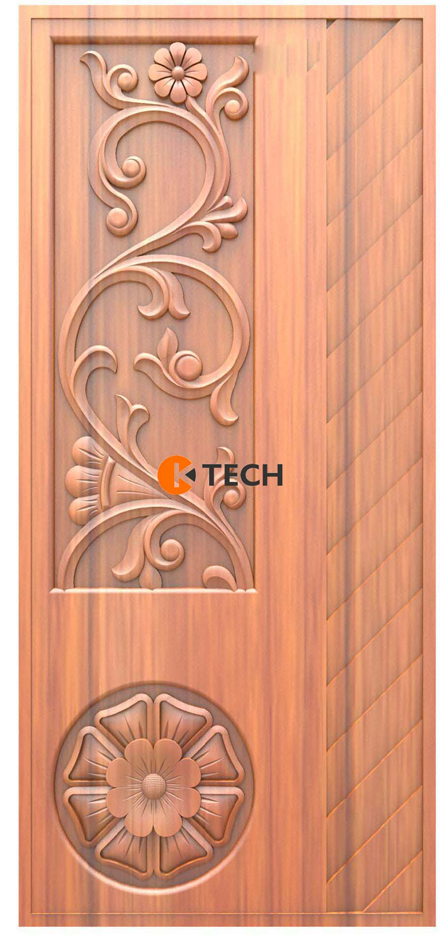K-TECH CNC Doors Design 163