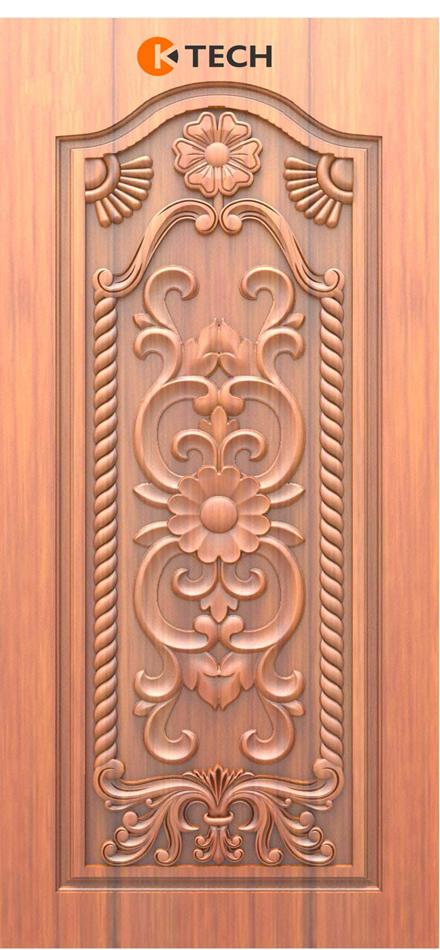 K-TECH CNC Doors Design 166