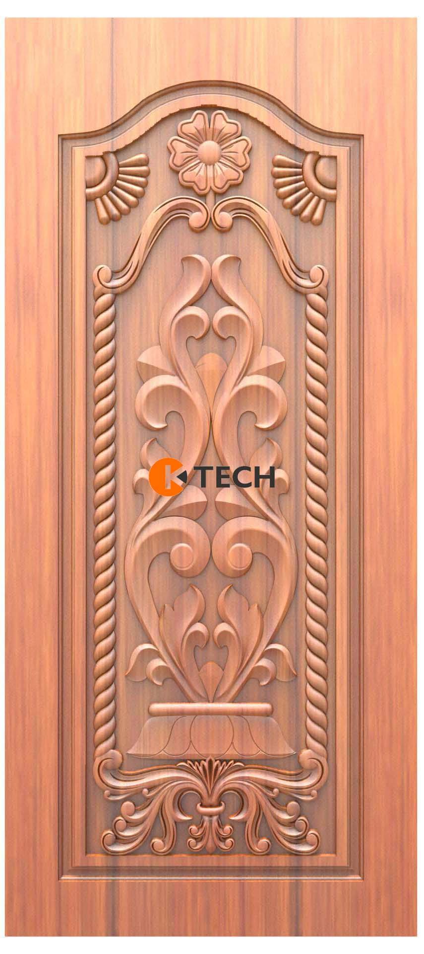 K-TECH CNC Doors Design 168