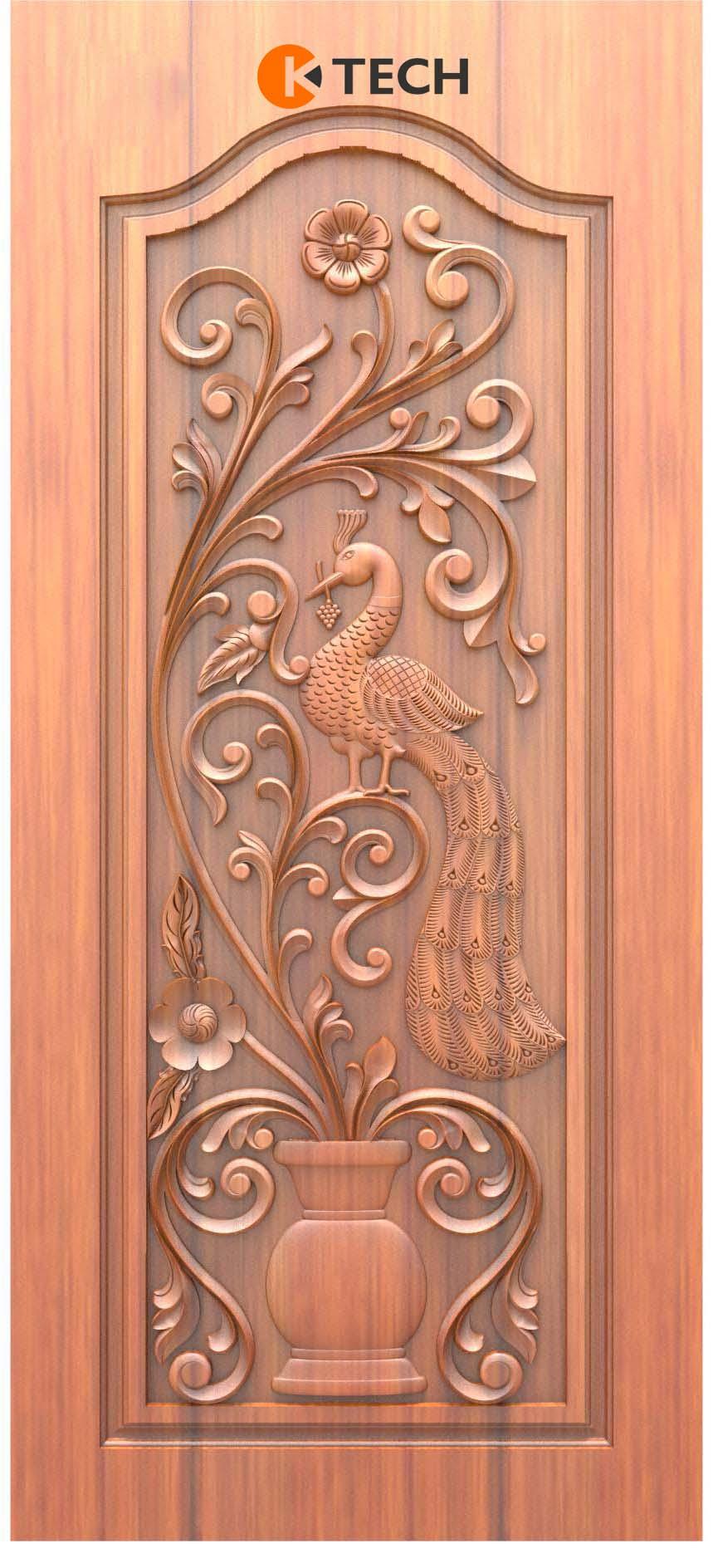 K-TECH CNC Doors Design 170