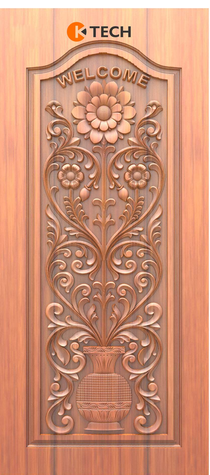 K-TECH CNC Doors Design 171