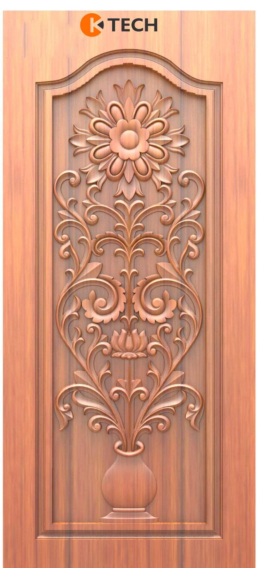 K-TECH CNC Doors Design 172