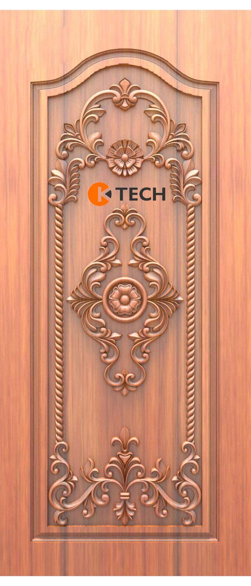 K-TECH CNC Doors Design 175