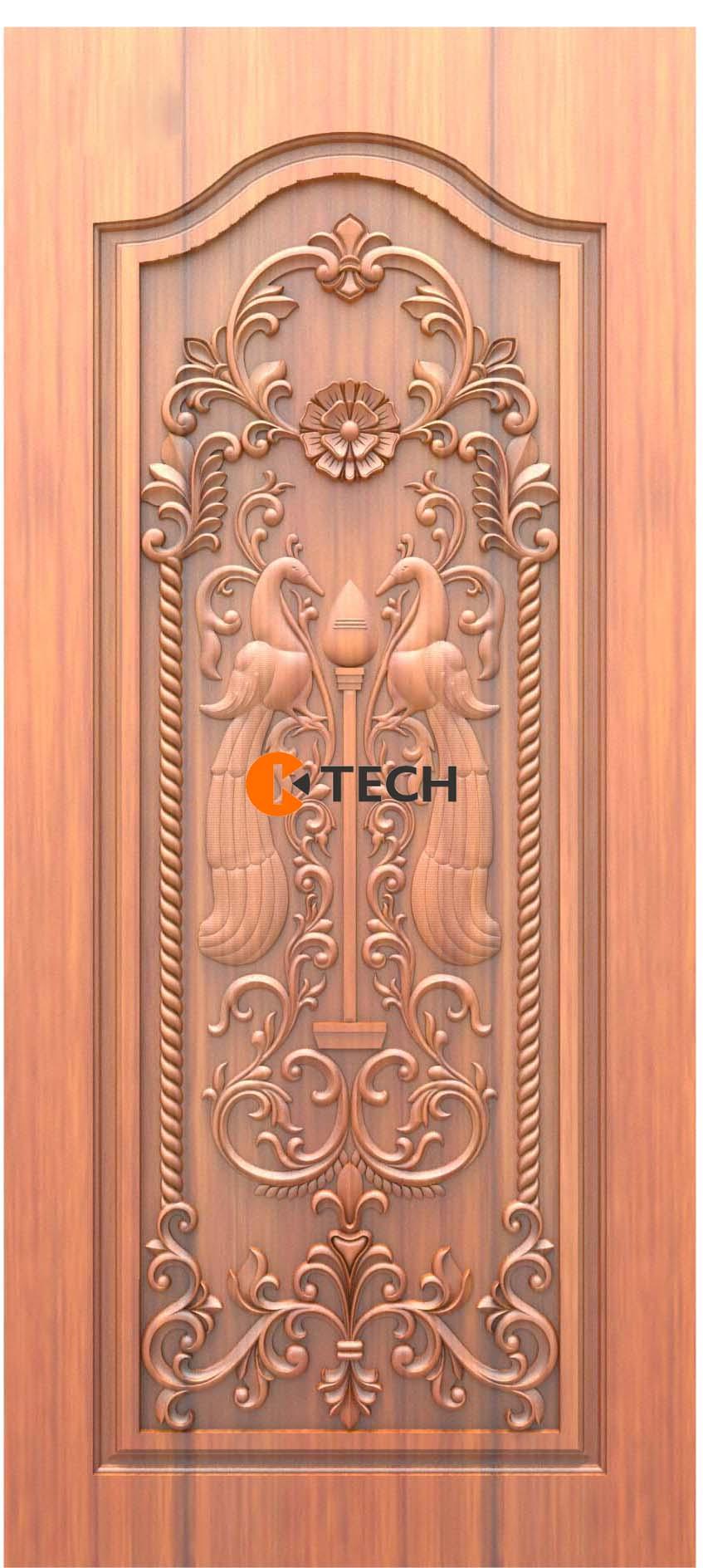 K-TECH CNC Doors Design 176