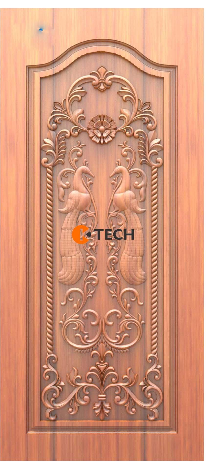 K-TECH CNC Doors Design 177