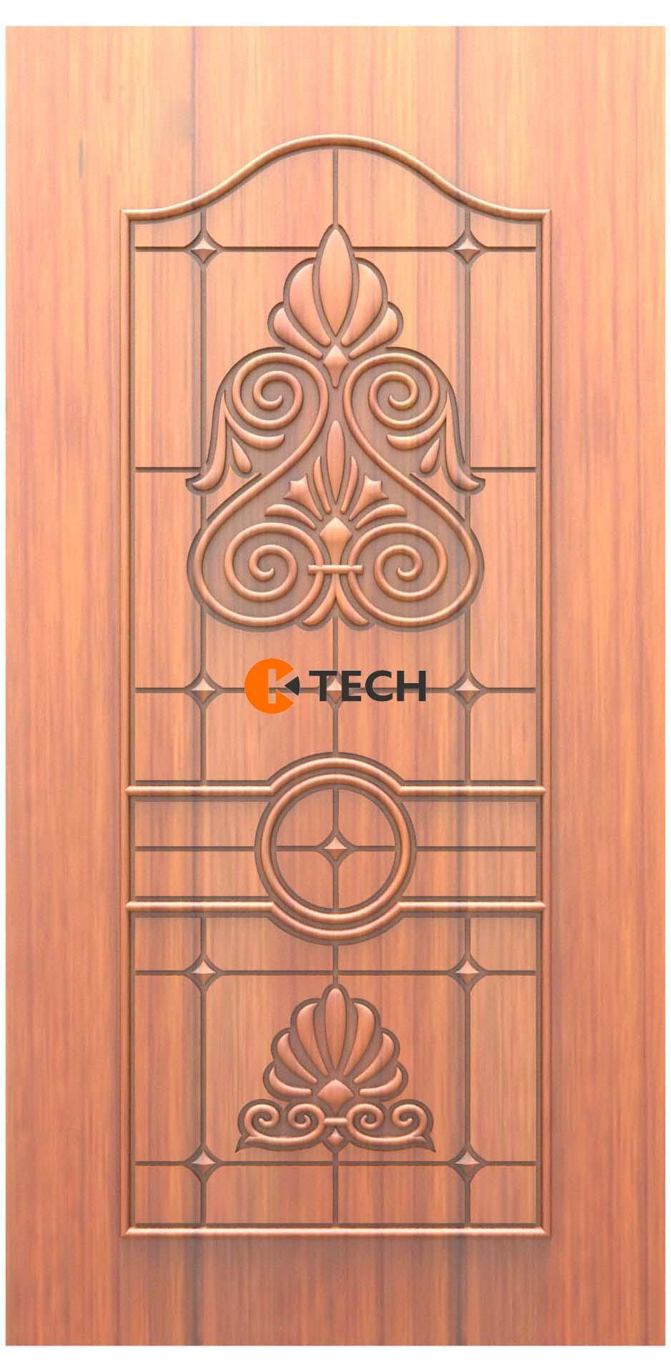 K-TECH CNC Doors Design 178