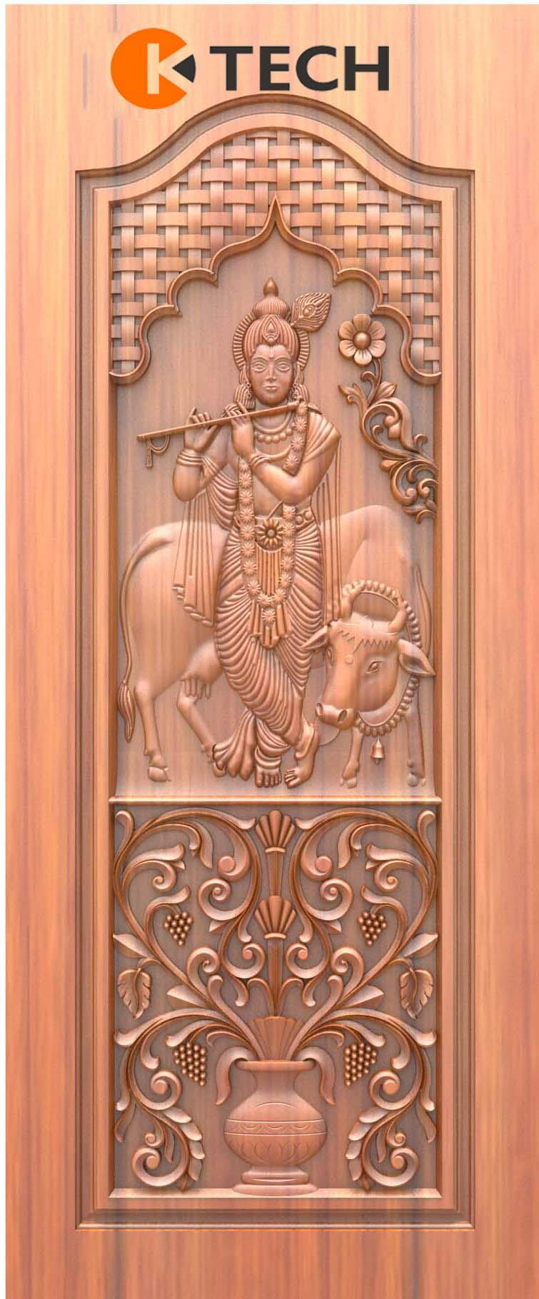 K-TECH CNC Doors Design 181