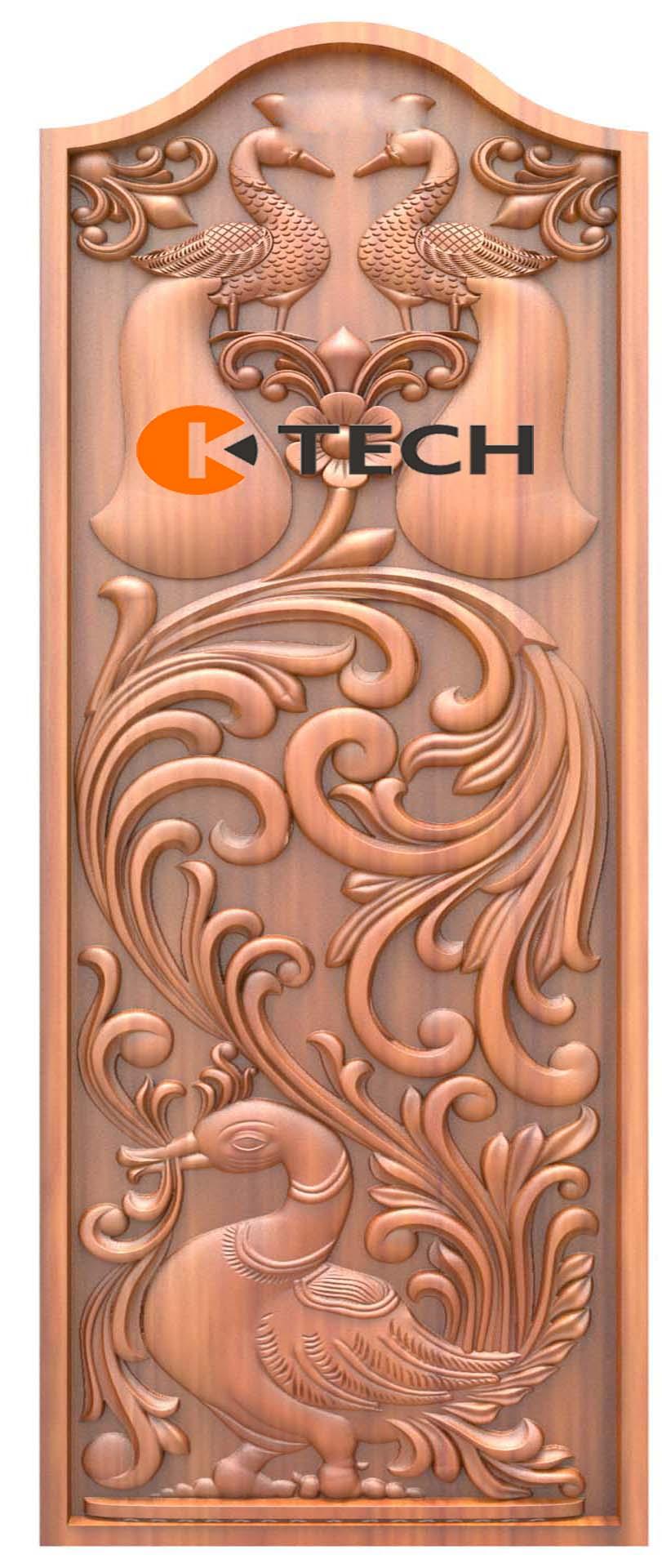 K-TECH CNC Doors Design 182