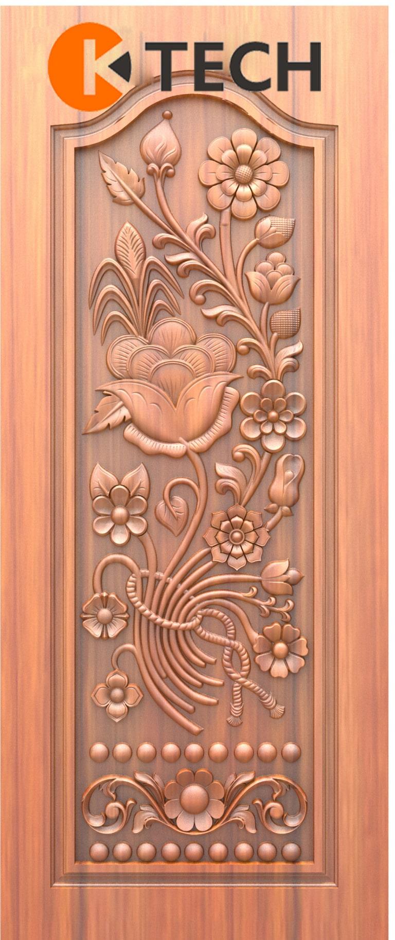 K-TECH CNC Doors Design 184