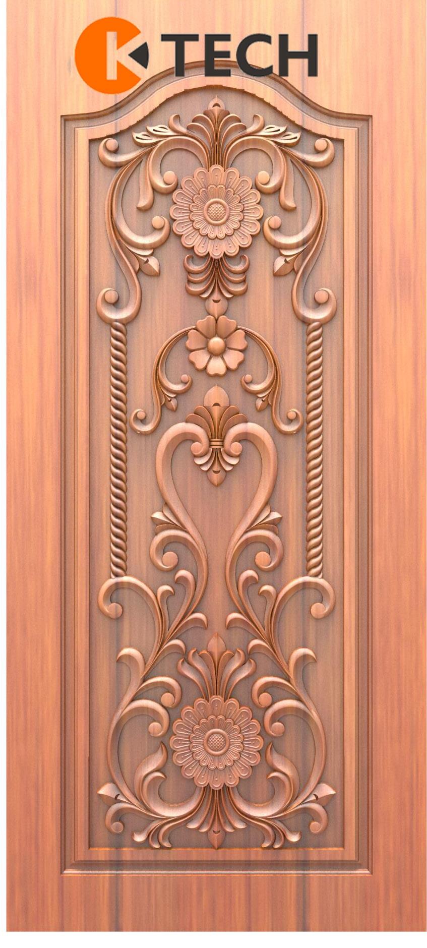 K-TECH CNC Doors Design 193
