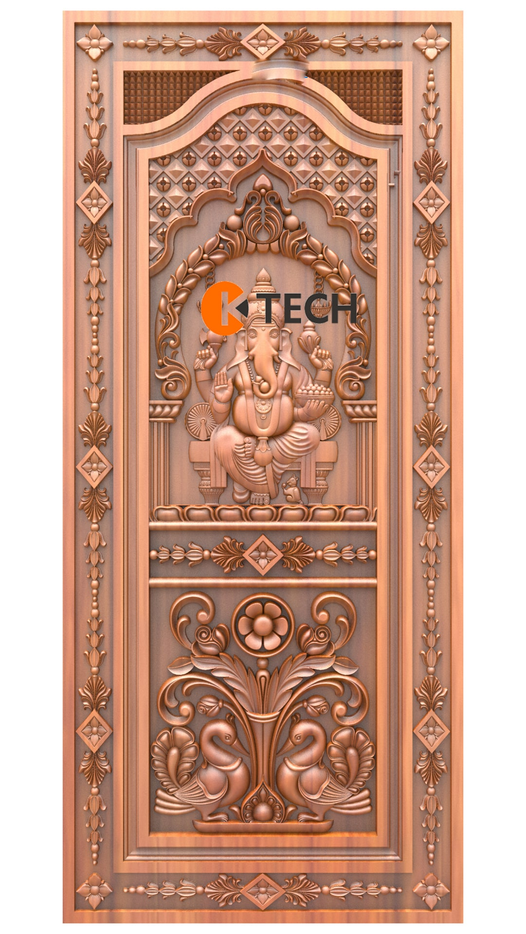K-TECH CNC Doors Design 194