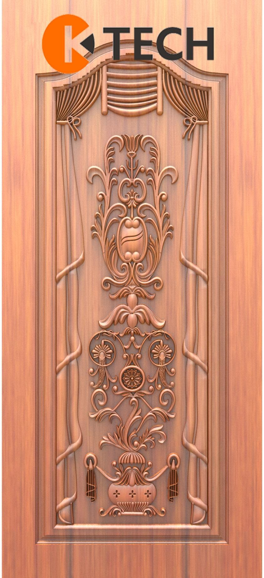 K-TECH CNC Doors Design 195
