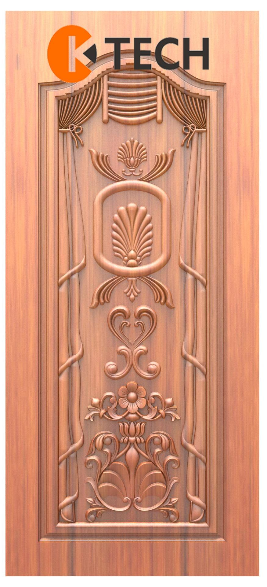 K-TECH CNC Doors Design 197
