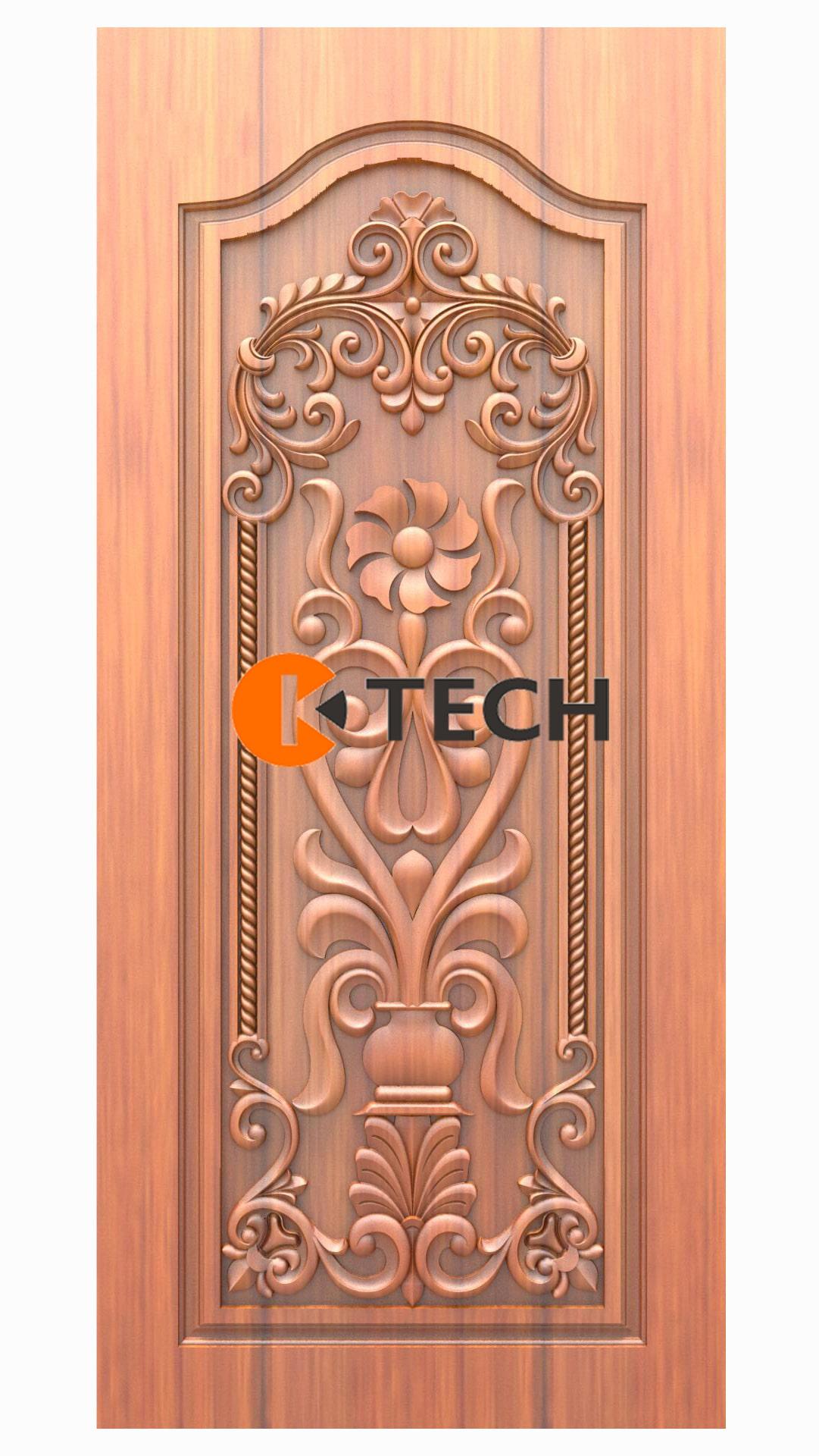 K-TECH CNC Doors Design 199