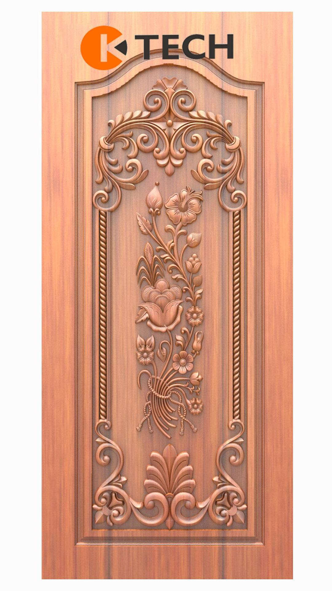 K-TECH CNC Doors Design 201
