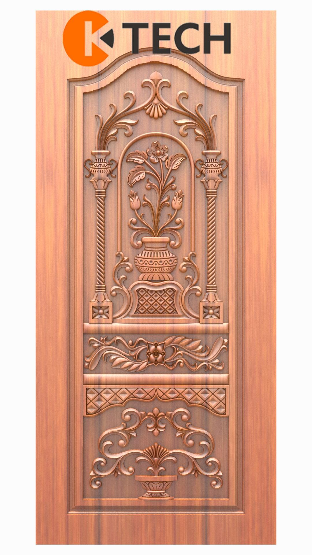 K-TECH CNC Doors Design 202