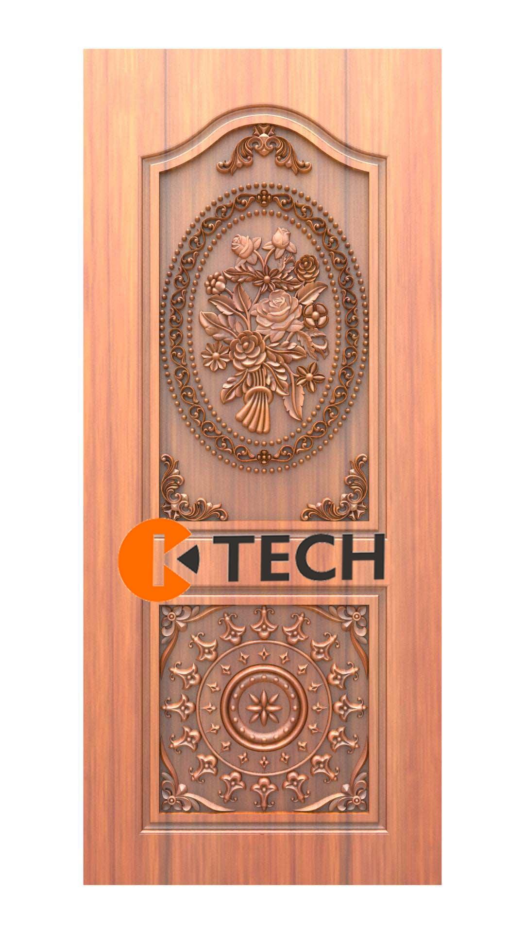 K-TECH CNC Doors Design 210