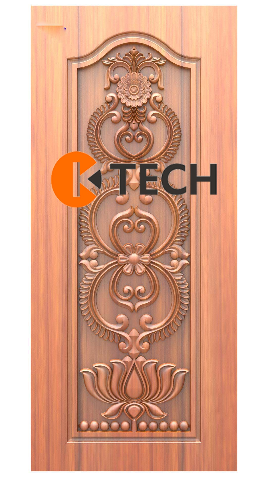 K-TECH CNC Doors Design 212