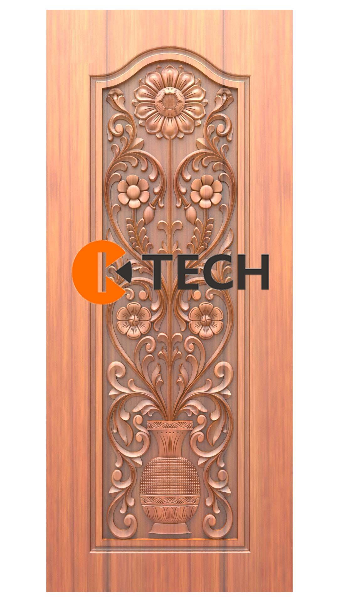 K-TECH CNC Doors Design 217