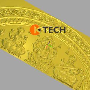 K-TECH CNC GODS DESIGN 14
