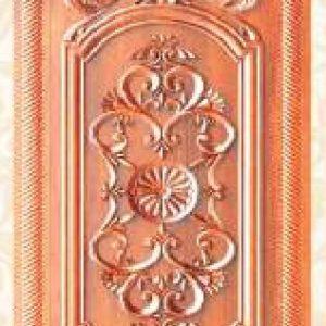 KTECH CNC Golden Panel Doors Design 42