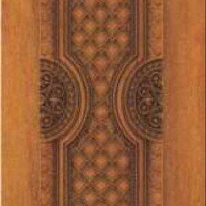 KTECH CNC Golden Panel Doors Design 44