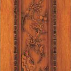 KTECH CNC Golden Panel Doors Design 45