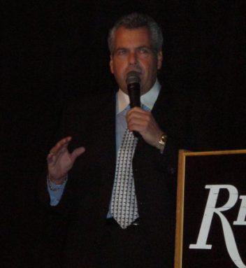 Jeffrey Craig Siberto speak at Marquee Show Express Las Vegas