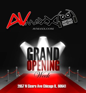 "AV MAXX has a new bigger and better location and their Annual ""MAXX FEST"" is right around the corner"